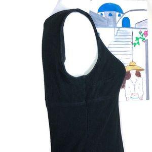 Lacoste Dresses - Lacoste Black Boatneck Dress Size 38 US 6